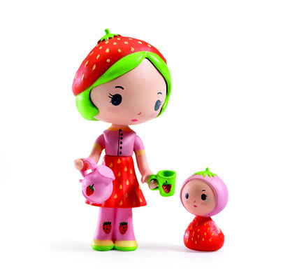 "<FONT size=""5pt"">Figurine Berry & Lila - <B>10,90 €</B> </FONT>"