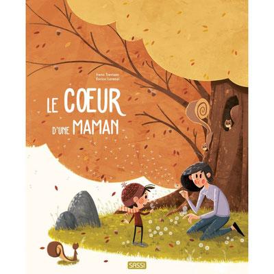 """<FONT size=""""5pt"""">Le Coeur d'une maman - <B>14,90 €</B> </FONT>"""
