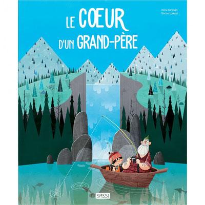 """<FONT size=""""5pt"""">Le Coeur d'un grand père - <B>13,90 €</B> </FONT>"""