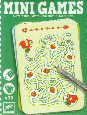 "<FONT size=""5pt"">Mini games Labyrinthe - <B>5,50 €</B> </FONT>"