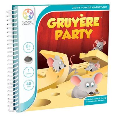 "<FONT size=""5pt"">Gruyere party  - <B>11,50 €</B> </FONT>"