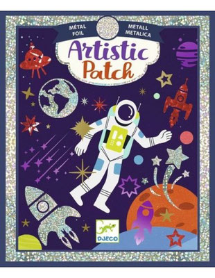 "<FONT size=""5pt"">Artistic patch Cosmos - <B>10,90 €</B> </FONT>"