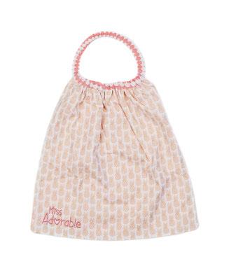 """<FONT size=""""5pt"""">Serviette elastiquée Miss adorable - <B>14,90 €</B> </FONT>"""