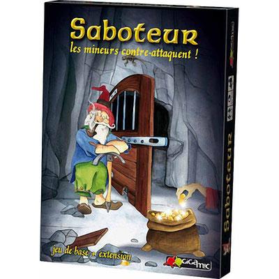"""<FONT size=""""5pt"""">Saboteur Les mineurs ... - <B>16,50 €</B> </FONT>"""