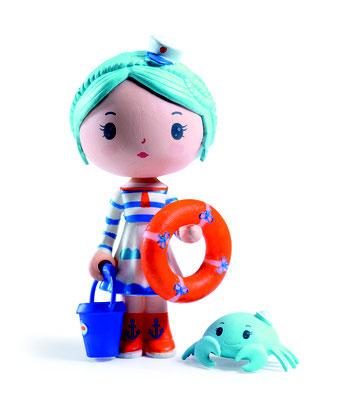 "<FONT size=""5pt""> Figurine Marinette & Scouic - <B>10,90 €</B> </FONT>"