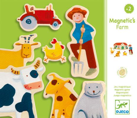 "<FONT size=""5pt"">Magnetic's Farm - <B>17,50 €</B> </FONT>"