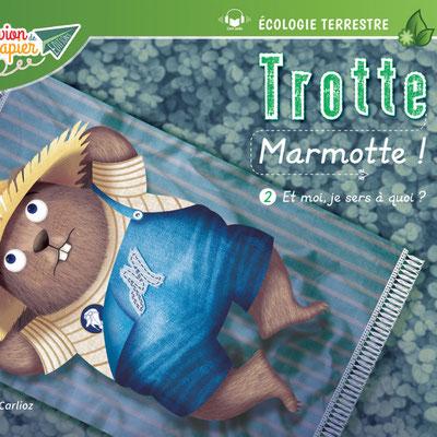 """<FONT size=""""5pt"""">Trotte marmotte 2 - <B>3,00 €</B> </FONT>"""