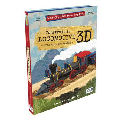 """<FONT size=""""5pt"""">Voyage Explore Locomotive 3D - <B>19,90 €</B> </FONT>"""