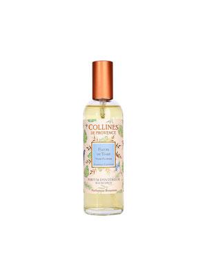 """<FONT size=""""5pt"""">Parfum Int. Fleurs de Tiaré 100ml - <B>14,95 €</B> </FONT>"""