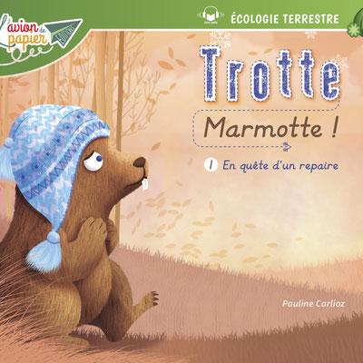 """<FONT size=""""5pt"""">Trotte marmotte 1 - <B>3,00 €</B> </FONT>"""