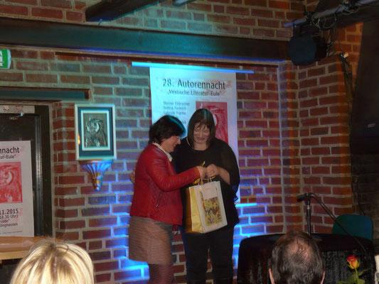 Foto: M.Wischnowski NLGR - Verleihung des 2. Preises