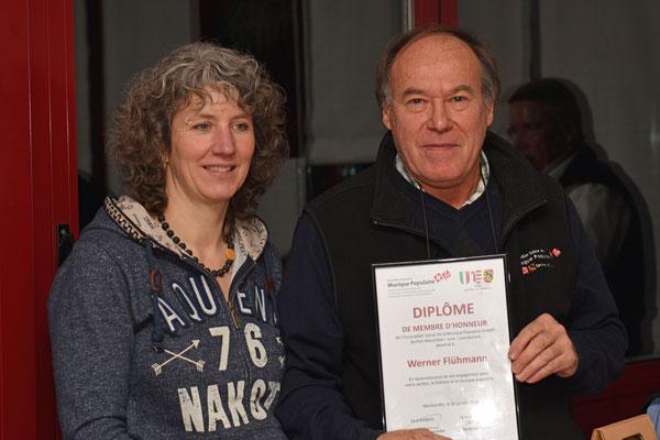 2016.01.16 / Sandrine et Werner - secrétaire sortant