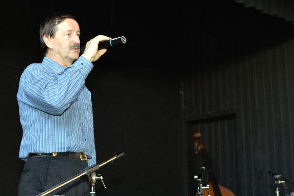 Stubete Nods / 05.02.2012/ Ernest Eicher, présentateur