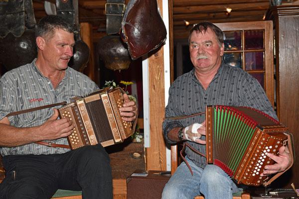 17.10.2015 / 30e anniversaire de la section / ST Roger Liebli et Antoine Flück