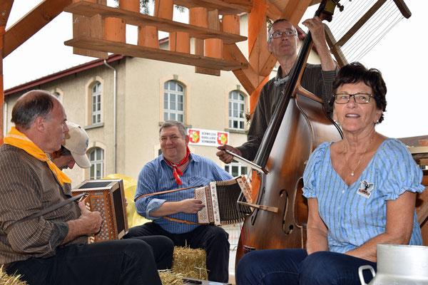 FF2015 à Aarau, le cortège / Photo: CS