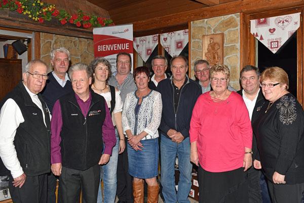 17.10.2015 / 30e anniversaire de la section / Comité et invités