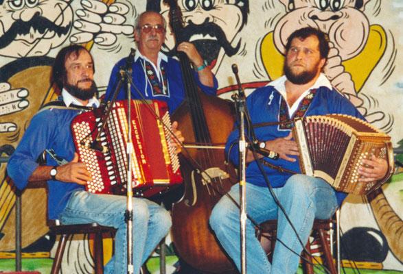 1999 Orchestre Echo des Montagnes (Dino Boldini/ Walti Brunner / Hans Rufener)