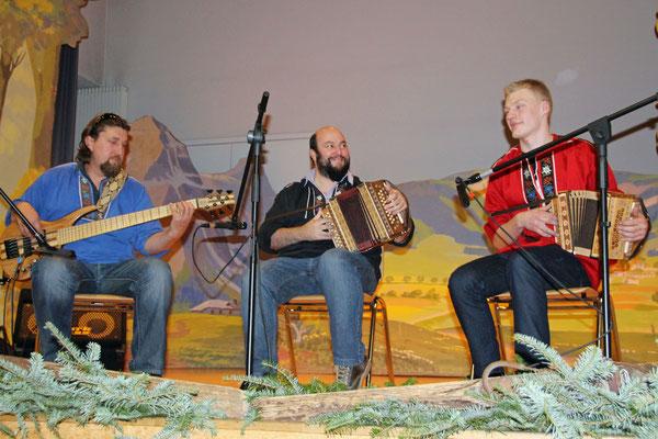 2016.12.26 / Noël folklorique Cortébert / Trio Thürler-Mosimann ( photo Olivier Odiet)