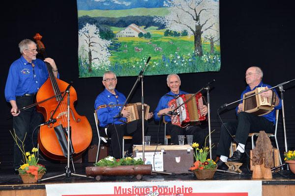 "Stubete Nods / 03/02/2013 / Orchestre invité ""Alpenblüemli"" (VD)"