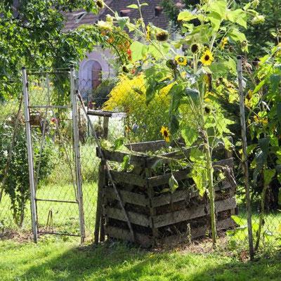 Das Gold des Gärtners - der Kompost
