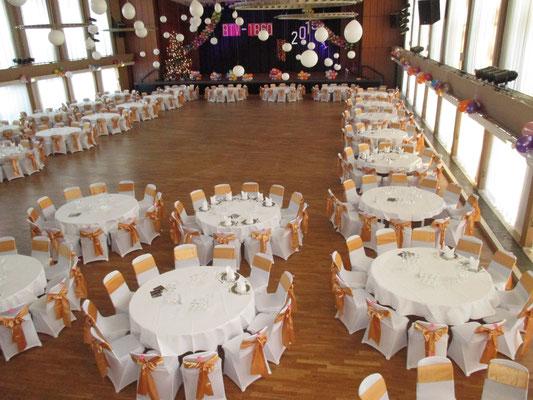 Großer Ballsaal, Stadthalle Bad Godesberg