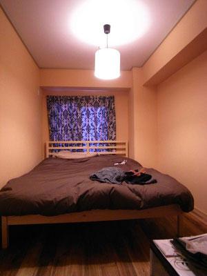 マンション リノベーション ベッドルーム