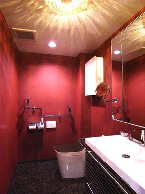 プチ リフォーム トイレ及び洗面所
