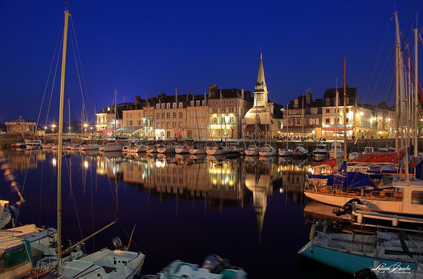 Honfleur , Normandie