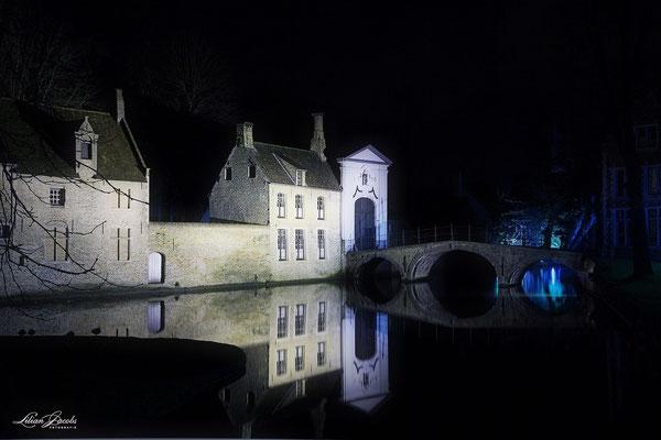 Minnewater , Brugge
