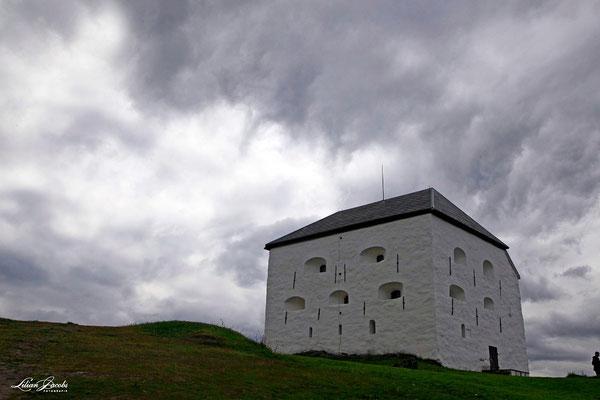 Kristiansten fort , Trondheim