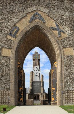 Pax poort, Kaaskerke Diksmuide