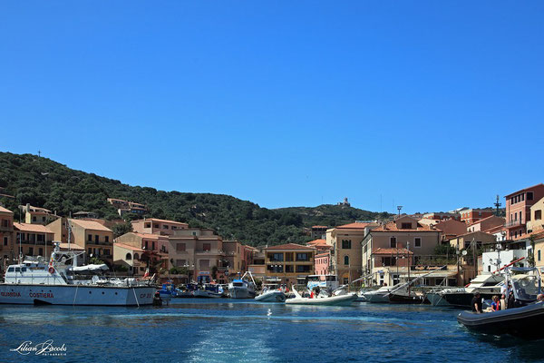La Maddalena , Sardinie
