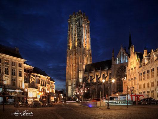 Sint Romboutstoren , Mechelen