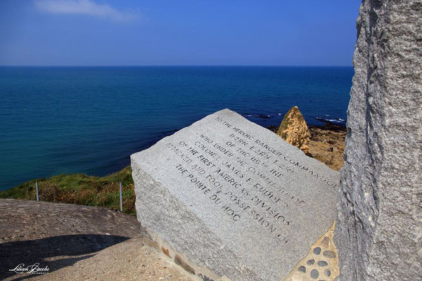 Le point du Hoc , Normandie