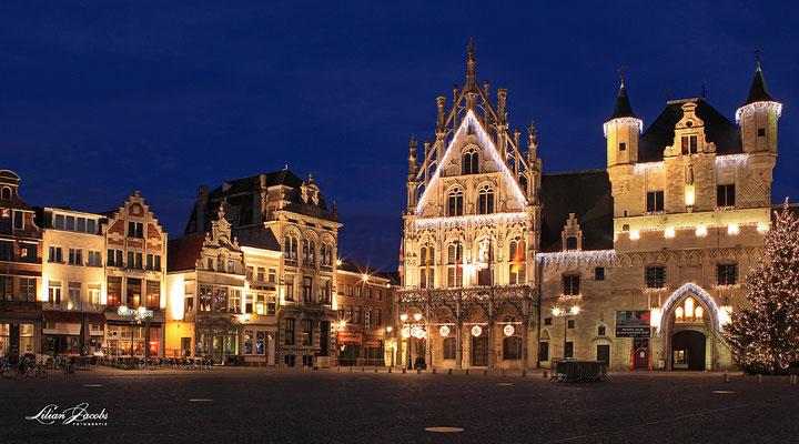 Stadhuis, Mechelen.