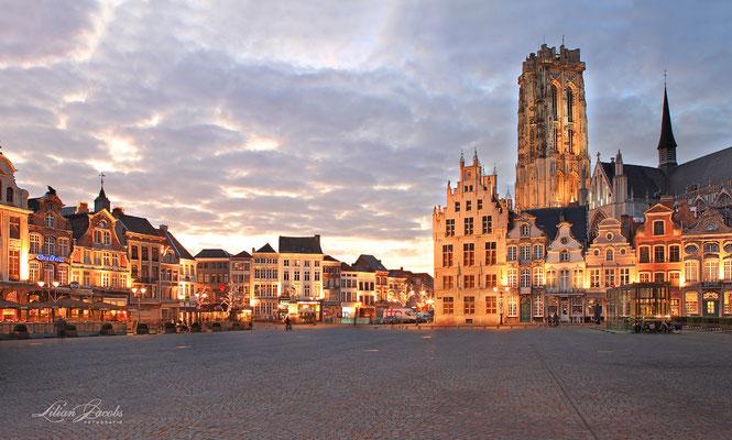 Sint Romboutstoren, Mechelen
