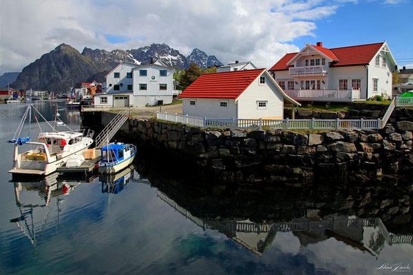 Henningsvaer , Lofoten