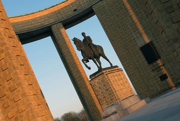 Monument Koning Albert 1, Nieuwpoort