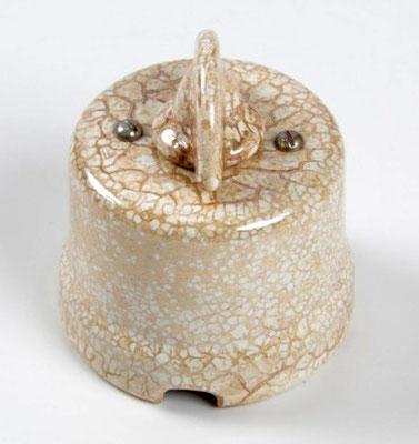 #ceramic switch #Keramikschalter #interrupteur en céramique #interruttore ceramica #inverseur de porcelaine #porcelain diverter #deviatore