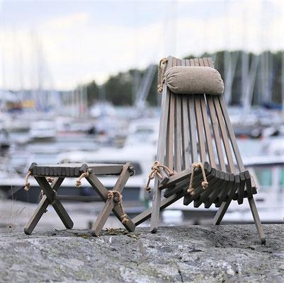 ecofurn #sedia #eco #Legno #betulla #pino #grigio #nero #naturale #juta #canapa