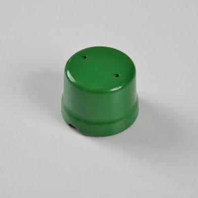 scatola derivazione #porcellana #verde #colorata #FAI #boîte de jonction en céramique #Keramik-Anschlussdose #ceramic junction box