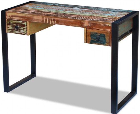 scrivania #industrial #style #riciclato #recupero