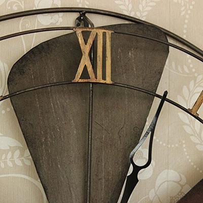 orologio +parete +vintage +elica +ventilatore +industriale +sandro shop