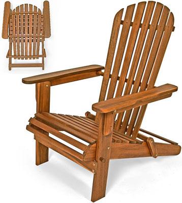 adirondack +sedia +sdraio +muskoka +sandro +shop +online +vendita +acacia +legno