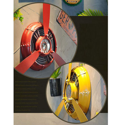 orologio #parete #elica #vintage