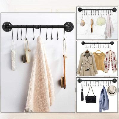 barra #porta #oggetti #tubi #idraulici #sandroshop