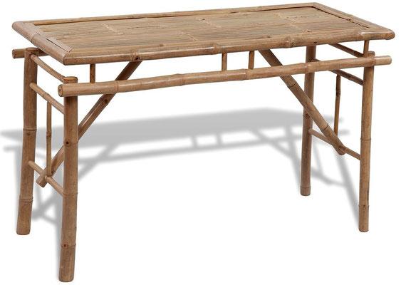 tavolo bambù +arredo +giardino +outdoor