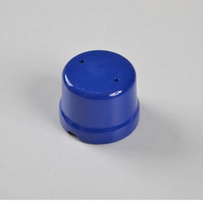 scatola derivazione #porcellana #blu #colorata #FAI #boîte de jonction en céramique #Keramik-Anschlussdose #ceramic junction box