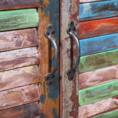 credenza #legno #riciclato #recupero