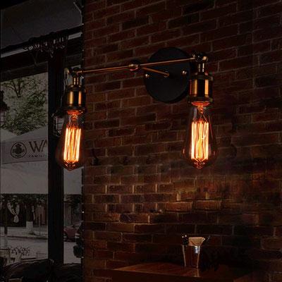 lampada +vintage #parete #industriale #sandroshop #vendita #online
